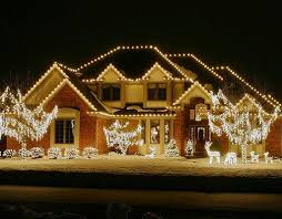 christmas lawn decoration pictures