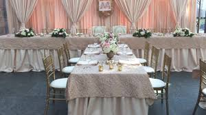 renting table linens aaa rents event services event party rentals