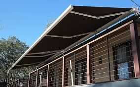 Outdoor Retractable Awnings The Blind Shop Retractable Awning For The Canberra Region