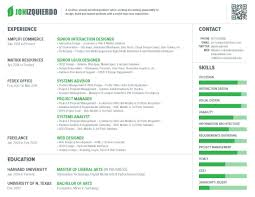Good Qualifications To Put On A Resume Ux Designer Resume 101 How To Make Your Resume Stand Out Jon