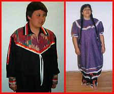 ribbon shirt american clothing regalia buckskin dresses and other