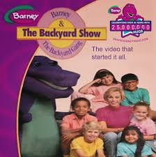Barney And Backyard Gang Barney And The Backyard Gang The Backyard Show Vhs