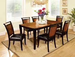 cm3034t salida i dining table in two tone w optional chairs