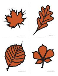 hands on activity showing how leaves change colors in the fall