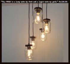 Jelly Jar Light With Cage by Mason Jar Light Fixtures Mason Jar Pendant Lights Mason Jar