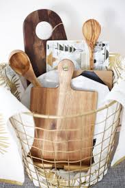 kitchen gift basket ideas housewarming gift ideas zing by quicken loans