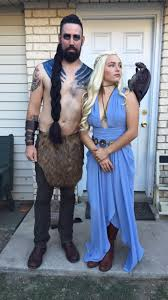 khaleesi costume daenerys targaryen khal drogo and khaleesi of thrones