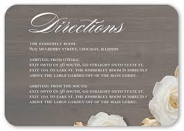 enclosure cards flowering fondness enclosure cards wedding enclosures shutterfly