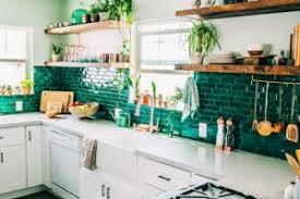 Green Kitchens Green Kitchens Pinterest Flatblack Co