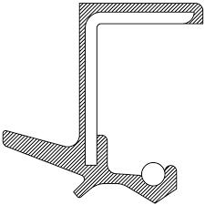 1983 mitsubishi cordia mitsubishi cordia wheel seal replacement beck arnley centric