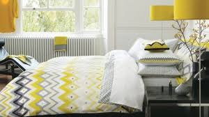 full size fruit pear grey yellow prints duvet cover set queen king