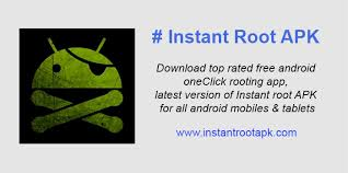 root my phone apk instant root apk v1 04 android oneclick rooting app for free