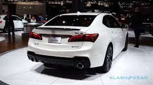 acura inside the 2018 acura tlx u0027s most important change is inside slashgear