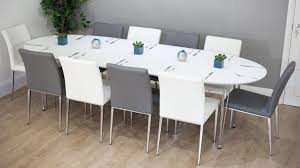 dining room cool dining room tables oval dining table as 10 seater