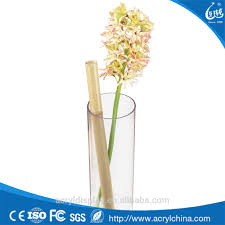 Acrylic Cylinder Vase Clear Acrylic Vases Clear Acrylic Vases Suppliers And