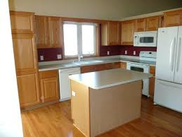ready made kitchen islands built in kitchen islands they built this and it cost less than