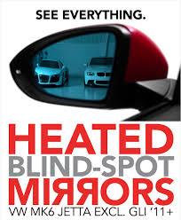Autobahn Blind Spot Mirror Vwvortex Com Ecs Tuning Vw Mkvi Jetta Ecs Heated Blind