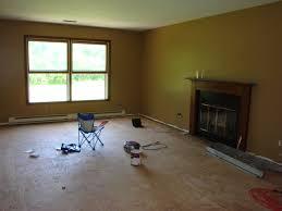 Laminate Flooring Between Rooms Home Renovations Update Living Room Progress Peas In A Pod