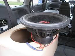 digital designs subwoofer used digital designs 2515a in subwoofers 300 car audio