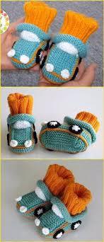 newborn pattern video knit newborn booties free pattern video knit ankle high baby