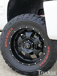 Awesome Condition Toyo White Letter Tires 35x12 50r18lt General Grabber Red Letter Tire 04500630000