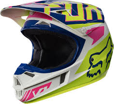 boys motocross helmet fox racing tank tops fox v1 falcon kids mx helmet motocross blue