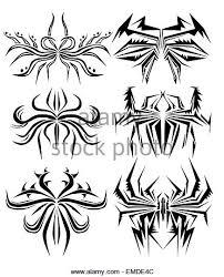 spider tattoo stock photos u0026 spider tattoo stock images alamy