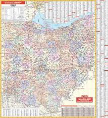 america map ohio ohio road maps detailed travel tourist driving