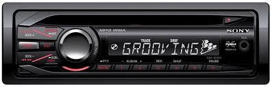 sony cdx gt240 radio cd mp3 player xplod full din in