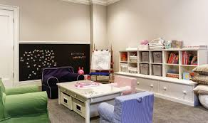 KidFriendly Playroom Storage Ideas You Should Implement - Kids play room storage