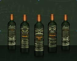 unique wine bottles unique wine and labels bottle labeler