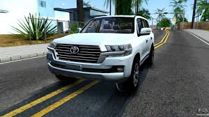 land cruiser toyota 2016 toyota land cruiser 200 2016 for gta san andreas