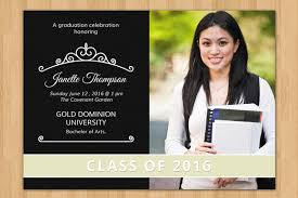 graduation photo announcements looking graduation announcement templates