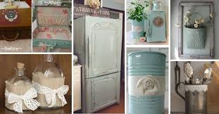 shabby chic kitchen design ideas 25 diy shabby chic decor ideas for who the retro style