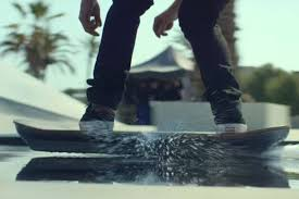 lexus hoverboard magnetic levitation the lexus hoverboard is real and it works pictures lexus