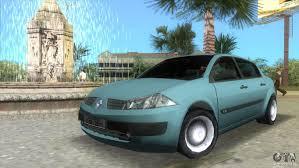 new renault megane sedan renault megane sedan for gta vice city