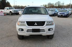 2002 mitsubishi montero sport ltd city md south county public auto
