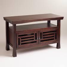 Small Media Cabinet Furniture Hako Media Stand Media Stands World Market And Medium