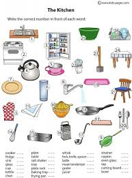 kitchen safety worksheet psr u0026 mhss groups pinterest