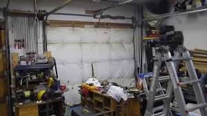 Craftsman Garage Door Openers by Installed Chamberlain 3 4hp Whisper Belt Drive Garage Door Opener
