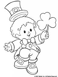1000 images about st patrick39s day coloring pages on pinterest