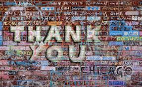 chicago cubs fans sign u201cfriendly chalkboard u201d on wrigley field