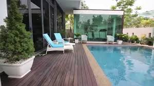 modern bungalow by nu infinity youtube