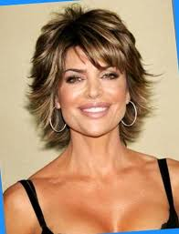what is the texture of rinnas hair lisa rinna hairstyles lisa rinnas short shag hairstyle stacie