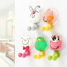 sale cute dairy cow cartoon suction cup toothbrush holder