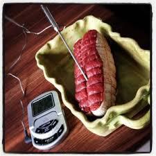 comment cuisiner le coeur de boeuf un rôti de boeuf parfait avec le contrôle de la température de