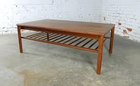 vintage mid century modern coffee table mid century modern coffee table vintage lane three leaf clover style