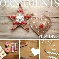 country ornaments diy 50 easy