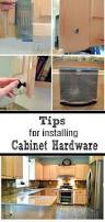 Installing Cabinet Hardware How To Add Hardware To Cabinets Crafting In The Rain