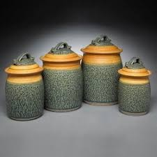 pottery kitchen canisters 22 best jars images on pottery ideas ceramic pottery